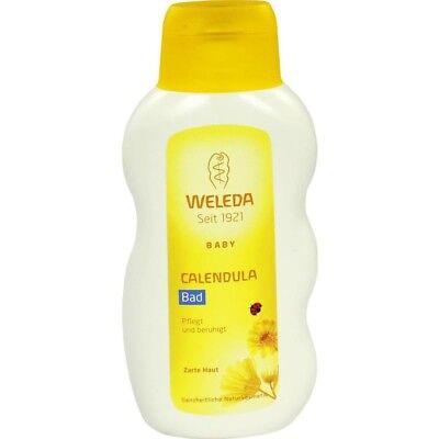Baby Calendula Bad (Weleda Calendula Bad Baby&Kind   200 ml   PZN4416950)
