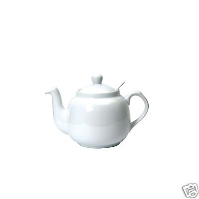 London Pottery Farmhouse Filter China Teapot ~ 2 or 4 cup ~
