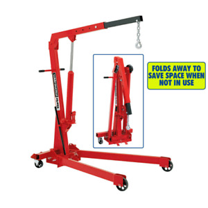 Engine Hoist 2 Ton for RENT