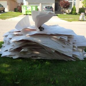 Moving: packing paper and mirror/frame boxes Cambridge Kitchener Area image 1