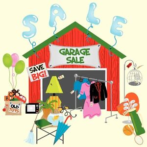 Garage/Yard Sale - 645 Strathcona Rd, St Peters Bay