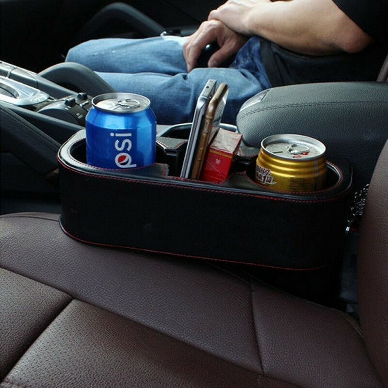 Large Car Van Storage Drinking Bottle Can Cup Mug Mount Holder Stand Universal