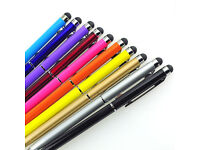 2-in-1 Metal Touchpen Stylus