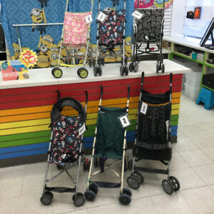 Umbrella strollers from $19