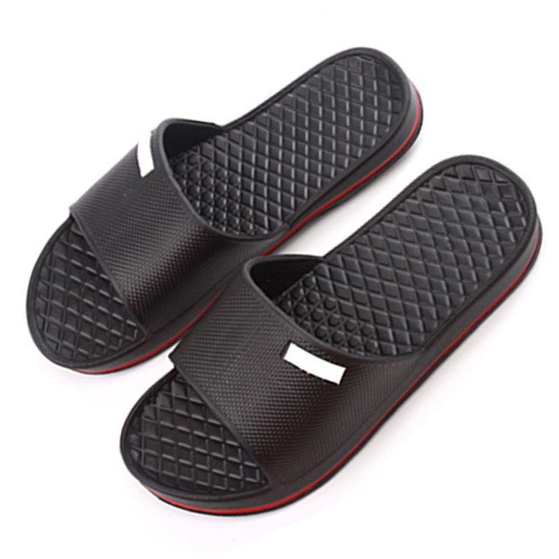Men/'s Sandals Flip Flop AIR Slip On Sport Slide Adjustable Shower Slippers Strap