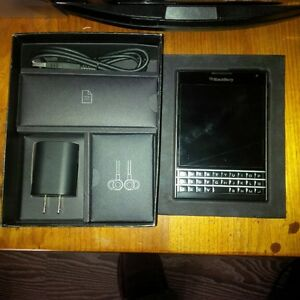 Blackberry Passport in good condition