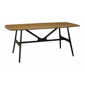 1.8m Fila Dining Table Cocoa on Black/White Sydney City Inner Sydney Preview