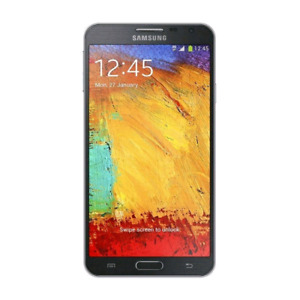 Galaxy Note 3 32GB Factory Unlocked works perfectly works perfe