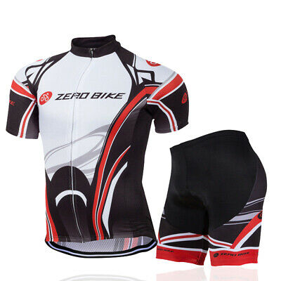 Men's Cycling Bike Bicycle Sports Clothing Short Sleeve Jers