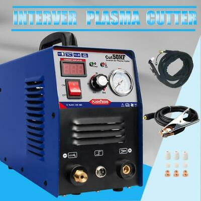 Air Plasma Cutter Machine 50Amp Dual Voltage Inverter DC Cutting1-12mm Metal DIY for sale  Shipping to Nigeria