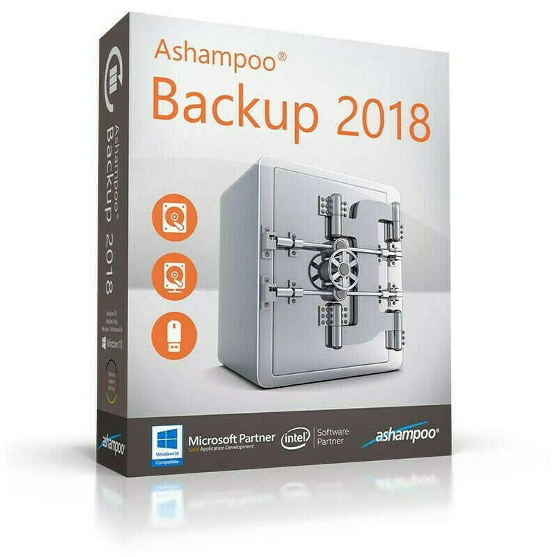 Ashampoo Backup 2018 Vollversion Deutsch-Windows