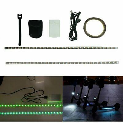 Tira de Luz LED Lámpara Barra Para Xiaomi M365/M365 Pro Patinete Eléctrico...
