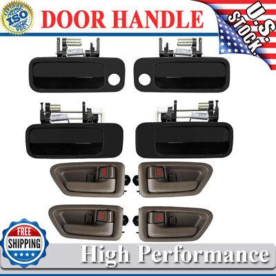 Fits 1997 1998-2001 Toyota Camry Outside&Tan Inside Door Handle 2000 2001 Camry Door Handle