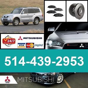 Mitsubishi Montero ► Brakes and Rotors • Freins et Disques
