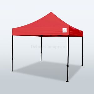 POP UP CANOPY TENTS, FLAGS, TABLE COVERS- SALE