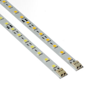 Rigid LED Strip light with quick join connectors