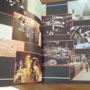 Star Wars Deluxe Souvenir Folio of Music Selections, Photos ... Kitchener / Waterloo Kitchener Area image 2