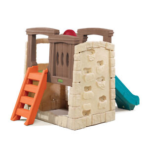 Step 2 Climber, Water Station & Wagon
