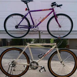 Looking for 90's Specialized Stumpjumper or Rockhopper