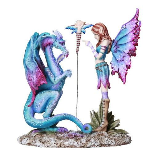 BAD DRAGON FAIRY Figurine Faery Figure Amy Brown pixie sprite faerie statue