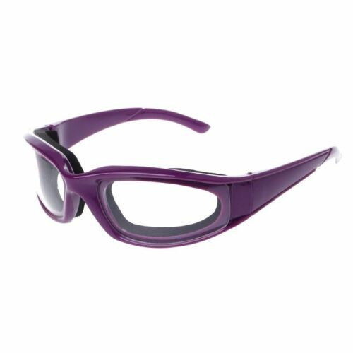 4 Colors Onion Cutting Goggle Glasses Eye Protect Cooking BBQ Kitchen Gadget