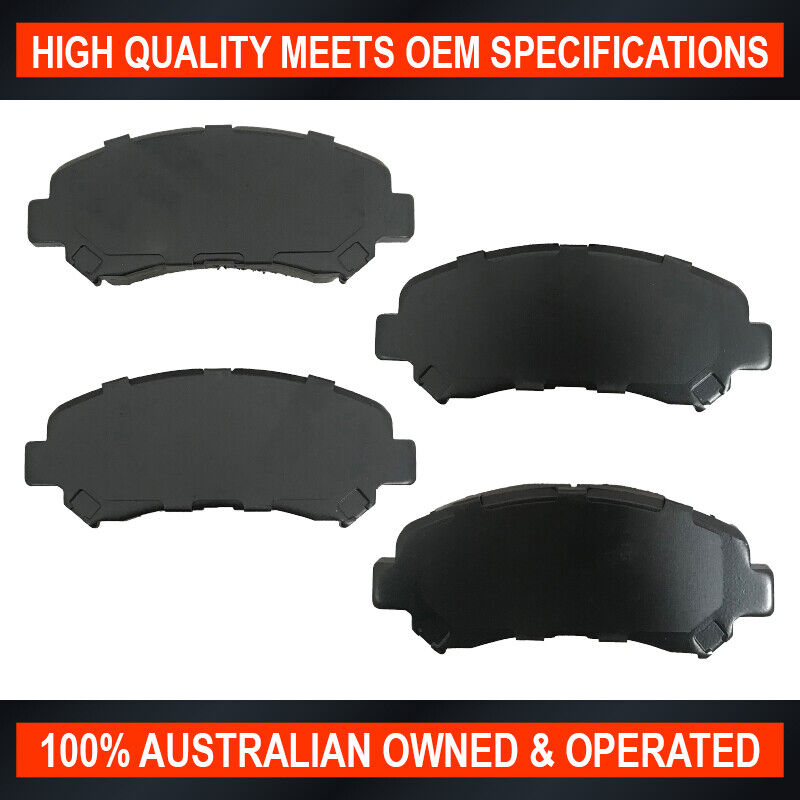 Front Brake Pads For Nissan X-Trail 2.0 FWD 2.0 2.0 dCi 2.0 dCi FWD 2.5 4x4