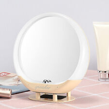 Makeup Vanity Mirror w/ USB Rechargeable LED Night Lights ...