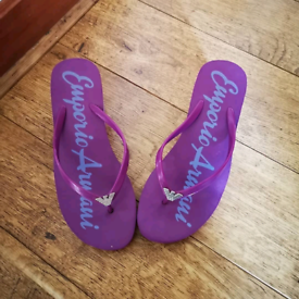 a653e5605ff Genuine MCM Womens Sliders Size UK 6 | in Wigston, Leicestershire ...