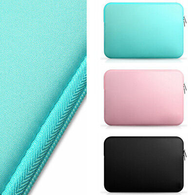 Laptop Notebook Sleeve Case Bags Pouch Cover For 11-15''MacB