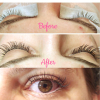 Classic Eyelash Extensions - Unlimited Count