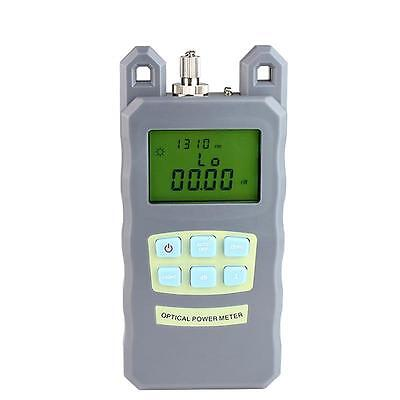 Fiber Optic Optical Power Meter Cable Tester Networks Fcsc Connector -7010dbm