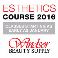 Esthetics Course at Windsor Beauty Supply