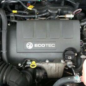 Vauxhall 1.4 16v Turbo A14NET Engine