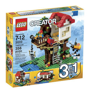 Lego Treehouse (31010) [RETIRED] - New