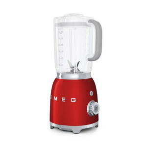 SMEG Retro 50's Style Blender - Brand New - Red