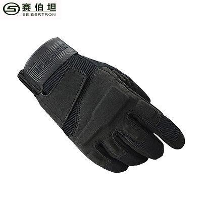 Finger Assault Gloves - HellStorm SOLAG Special Ops Light Assault Full finger Tactical Safety gloves men