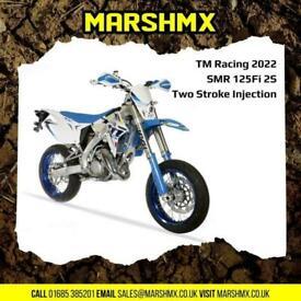 TM SMR 125 Fi 2S 2022 Road Legal Supermoto-Nil Deposit Finance Available