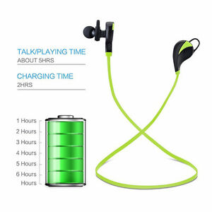 Sport Bluetooth Headphone, Wireless Stereo Sport Sweatproof Regina Regina Area image 3