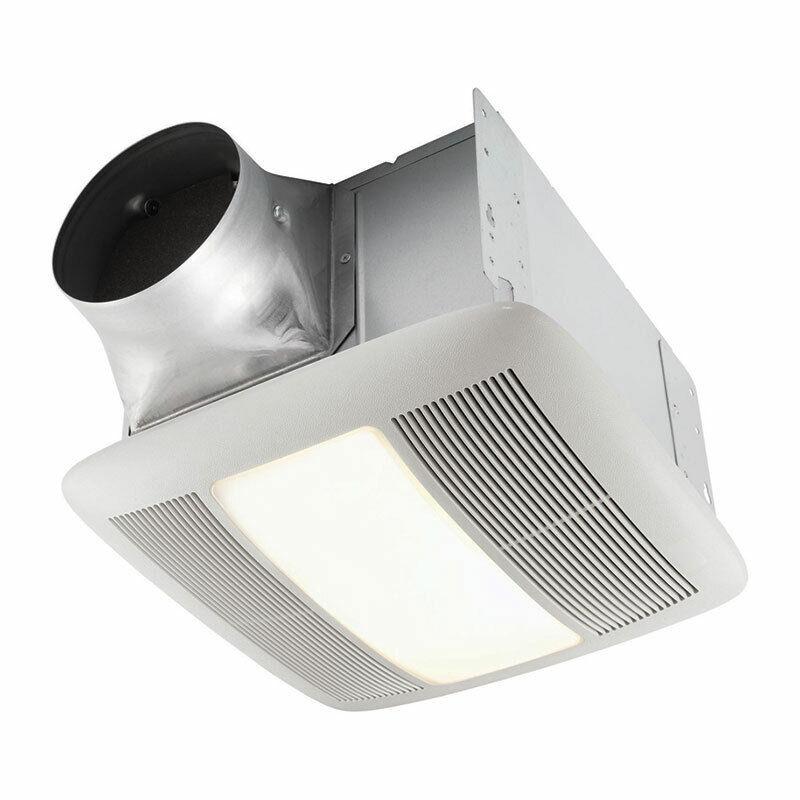 Broan Elite Ventilation Bathroom Fan 1.5 Sone QT140LE With N