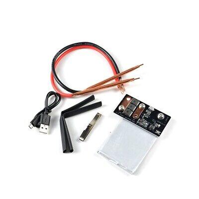 Portable Mini Diy Battery Energy Storage Spot Welder Pcb Circuit Board 12v