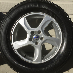 Volvo XC60 Winter Tires and Rims