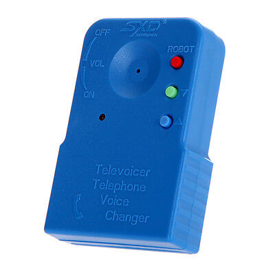 Mini Wireless 8 Multi Voice Changer Microphone Disguiser for Online Chatting - Voice Changers