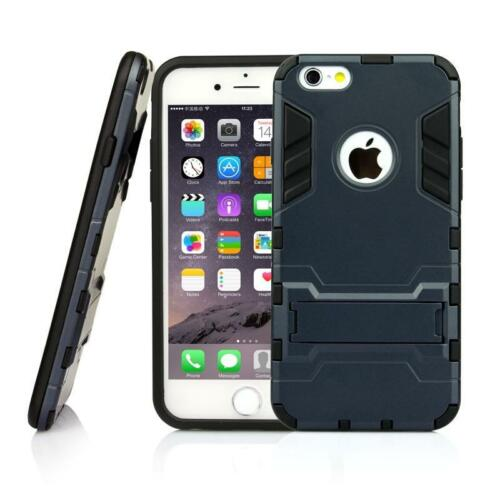 Luxury Shockproof Rugged Hybrid Rubber Hard Cover Case for iPhone 7 /6s Plus 5.5