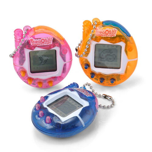 For Kids Gift 90S Nostalgic 49Pets in One Virtual Cyber Pet