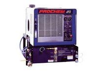 Prochem apex diesel Truckmount carpet cleaning machine