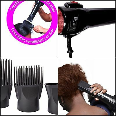 Red by Kiss Handle Less 2200 Ceramic Blow Professional Hair Dryer Straightener