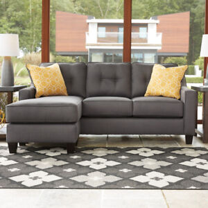 IVY REVERSIBLE SECTIONAL - $1099 NO TAX - FREE LOCAL DELIVERY