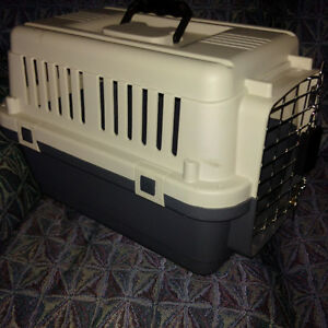 Solid Sturdy Plastic Crate