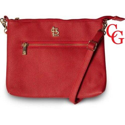 St Louis Cardinals Red Cross Body Bag Sga Purse 5/12 Mothers Day Crossbody Nip