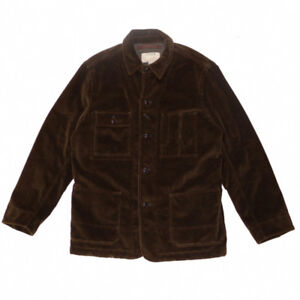 J.Crew Insulated Corduroy Barn Jacket